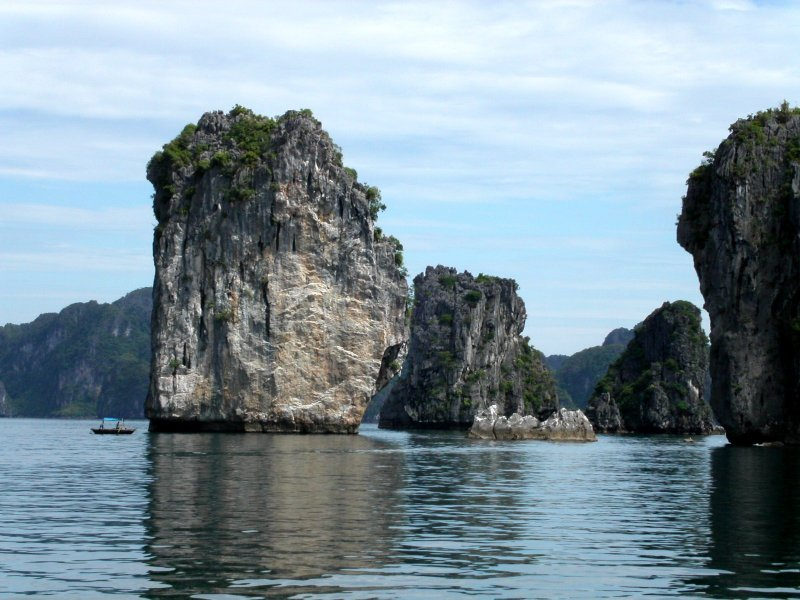little impression of Halong Bay